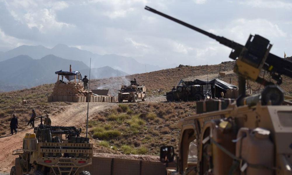 افغان فورسز کا آپریشن، طالبان کمانڈر سمیت 11ہلاک