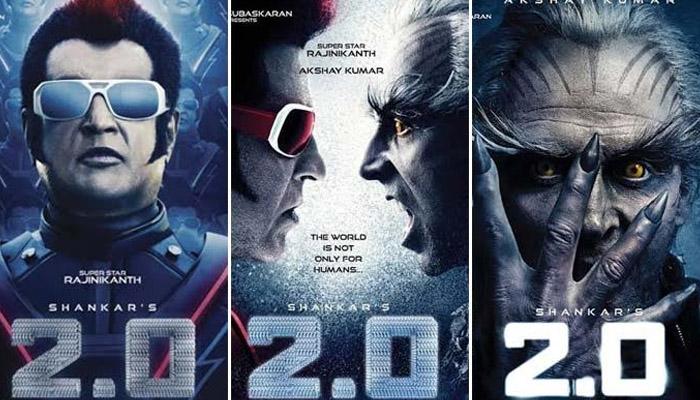 فلم 2.0'کا ٹیزر 13ستمبر کو ریلیز کیا جائیگا