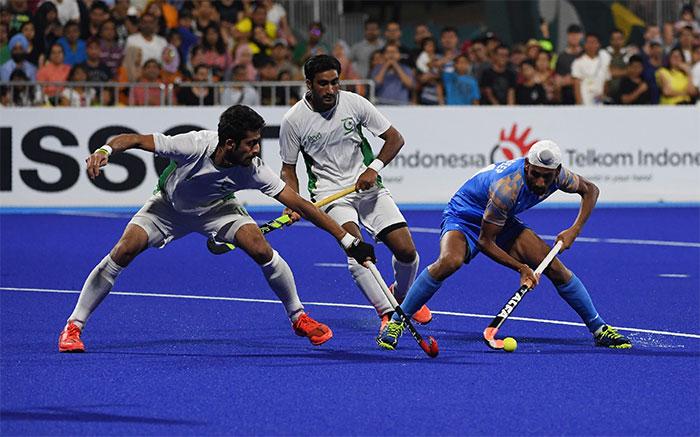 ایشین گیمز ہاکی :بھارت نے پاکستان کو ہرا کر کانسی کا تمغہ جیت لیا