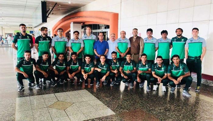 صدام حسین دو سال کیلئے پاکستان فٹ بال ٹیم کے کپتان مقرر