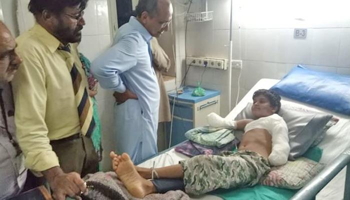 غفلت کے باعث بچے کی معذوری ناقابل تلافی نقصان ہے، سعید غنی