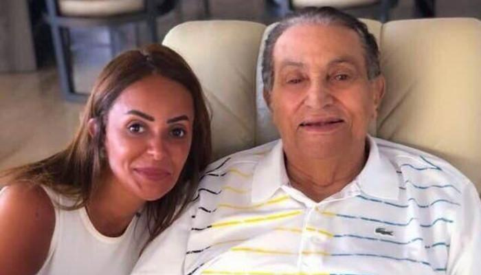 حسنی مبارک کی تصویر نے سب کو حیران کردیا
