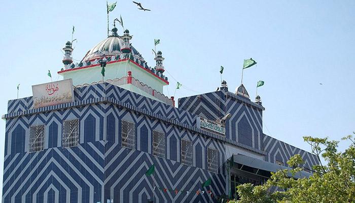 کراچی، حضرت عبداللہ شاہ غازی کےعرس کی تقریبات جاری