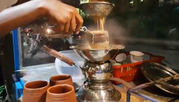 لاہور میں ملنے والی تندوری چائے کا چرچا