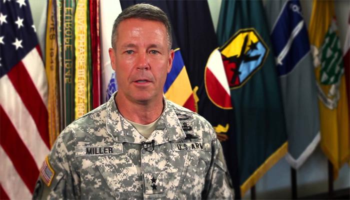 افغانستان میں امریکی فورسزکی قیادت جنرل ملر کے سپرد