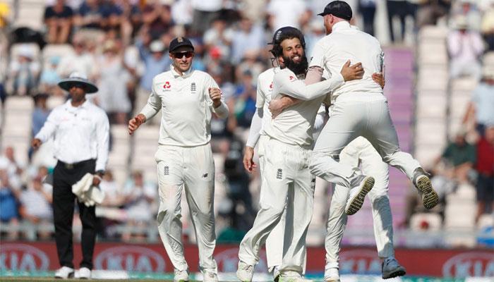 انگلینڈ چوتھے ٹیسٹ اور سیریز کا فاتح،بھارت کو 60رنز سے شکست