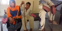 گگو منڈی: زنجیروں سے جکڑابارہ سالہ بچہ بازیاب