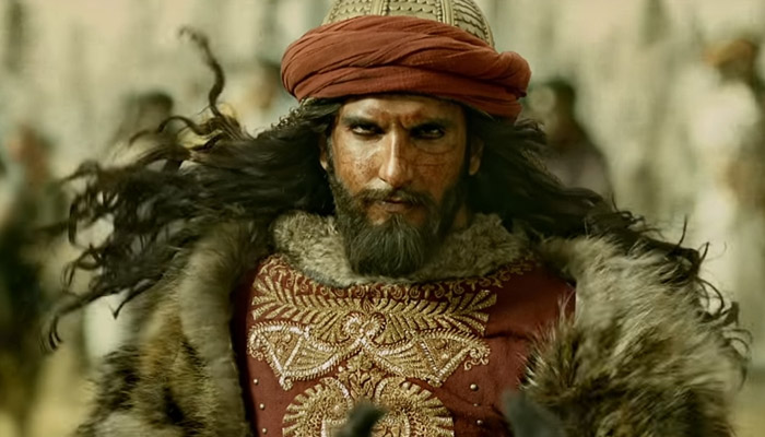 بالی ووڈ کے بہترین اداکاروں میں رنویر سنگھ پہلے نمبر پر