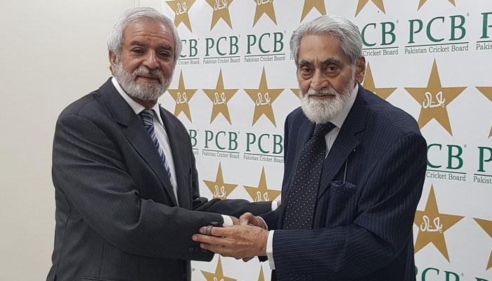 احسان مانی پاکستان کرکٹ بورڈ کے چیئرمین منتخب