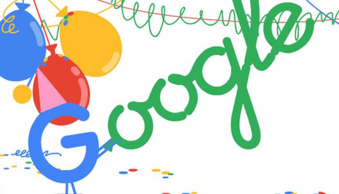 آسانیاں بانٹنے والا گوگل20سال کا ہو گیا