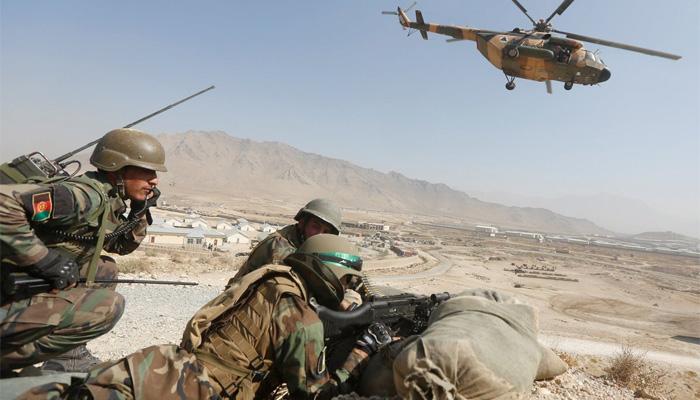 افغانستان ، فورسزکے ساتھ جھڑپوں میں 21 طالبان ہلاک