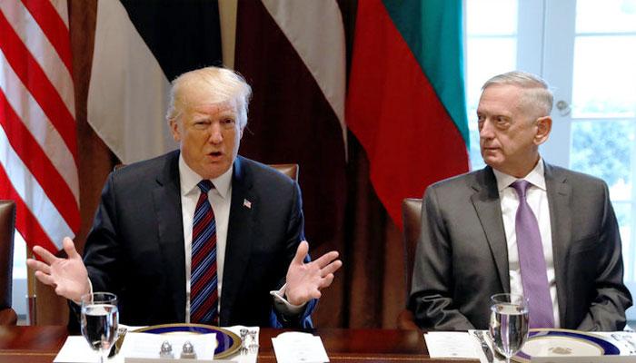 'ٹرمپ نے بشار الاسد کو ہلاک کرنے حکم دیا تھا'