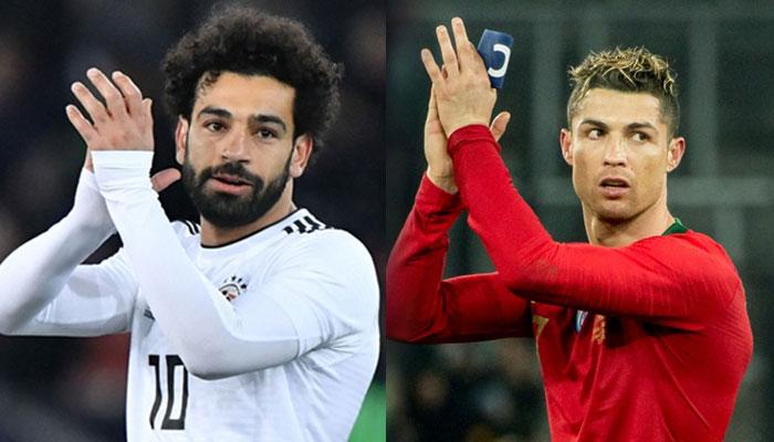 محمد صلاح،رونالڈو اور لوکا ماڈرچ بہترین فٹبالر کی دوڑ میں