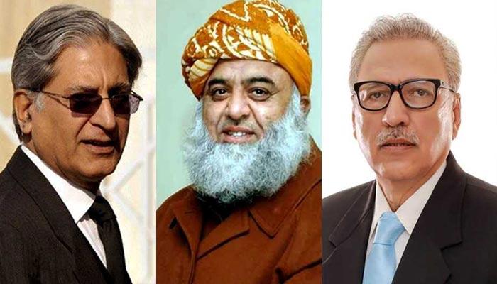 ایوان صدر کے نئے مکین . . . ڈاکٹر عارف علوی