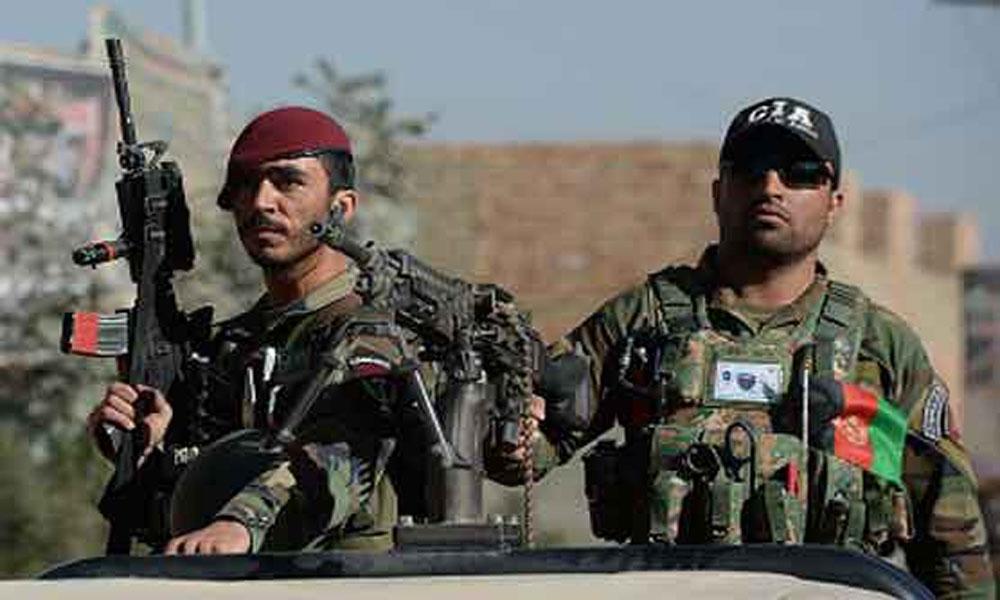 افغان فورسز اور طالبان میں جھڑپیں،6 دہشت گرد ہلاک