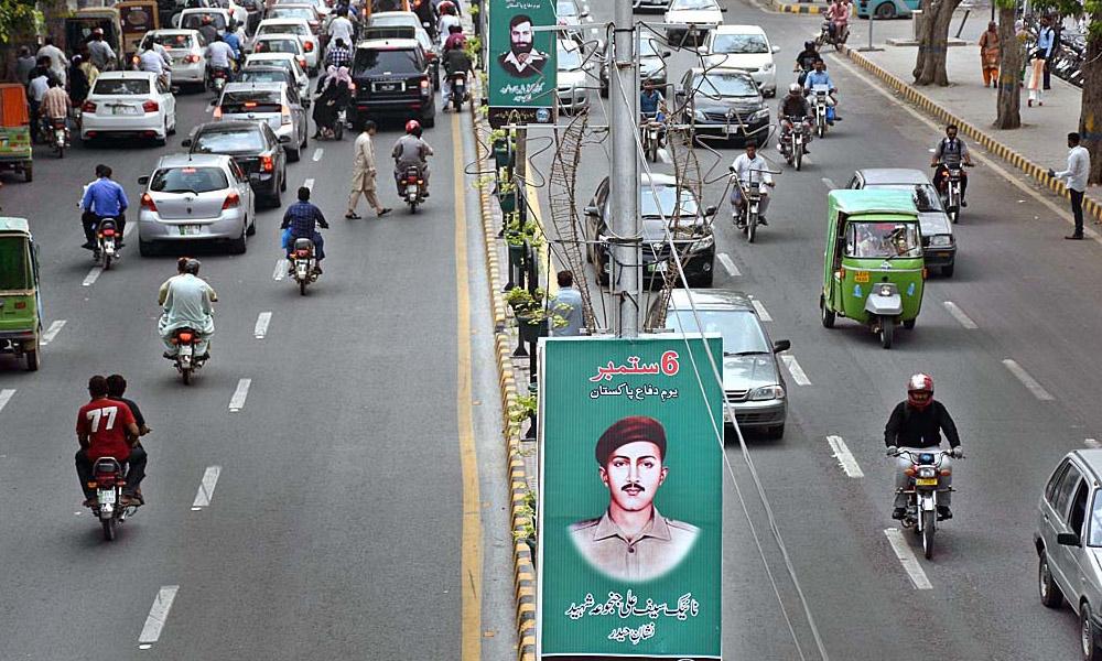شہدا کوخراج عقیدت پیش کرنےمیں پاکستان ریلوے پیش پیش