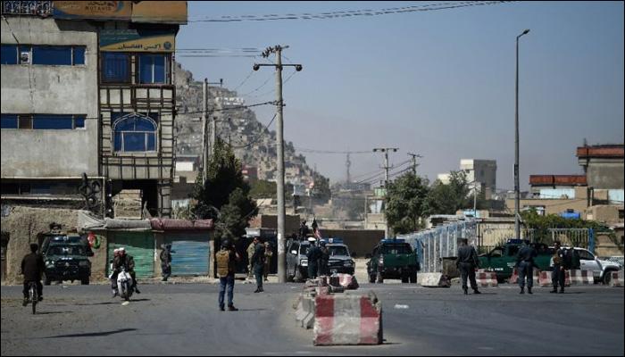 کابل اسپورٹس کمپلیکس خودکش حملےمیں18افراد ہلاک