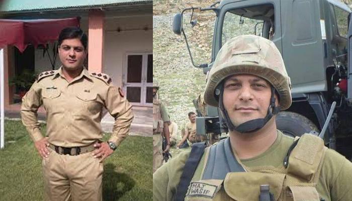 چار سو دہشت گردوں کامقابلہ کرنے والے میجر واصف حسین
