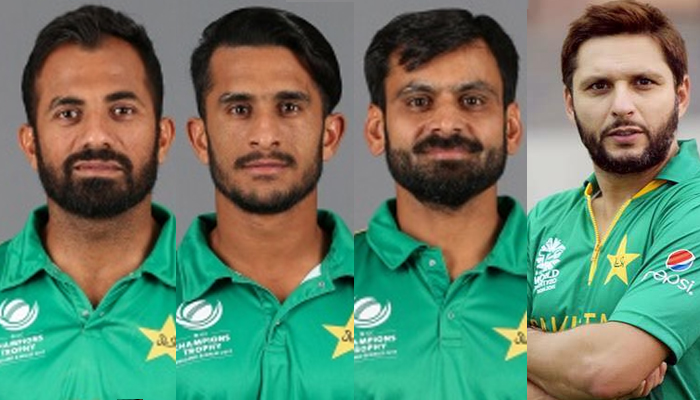 پاکستان کرکٹ ٹیم کاشہداء کو خراج عقیدت