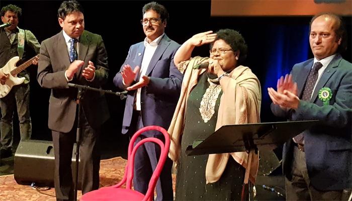 ثقافتی وفود کے تبادلوں سے پاکستان بیرونی دنیا سے تعلقات بہتر بناسکتاہے، شازیہ منظور