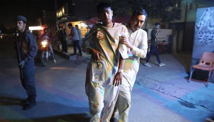 کابل خود کش دھماکوں میں ہلاکتیں26 ہوگئیں