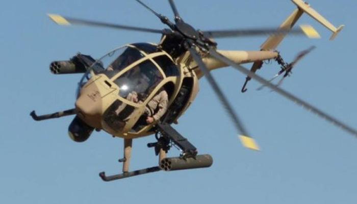 ریاض میں ہیلی کاپٹر حادثہ ، امریکی انسٹرکٹر ہلاک