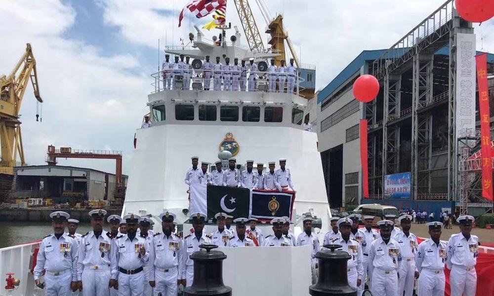 پاکستان میری ٹائم سیکیورٹی ایجنسی کے بیڑے میں نئے جہاز کا اضافہ