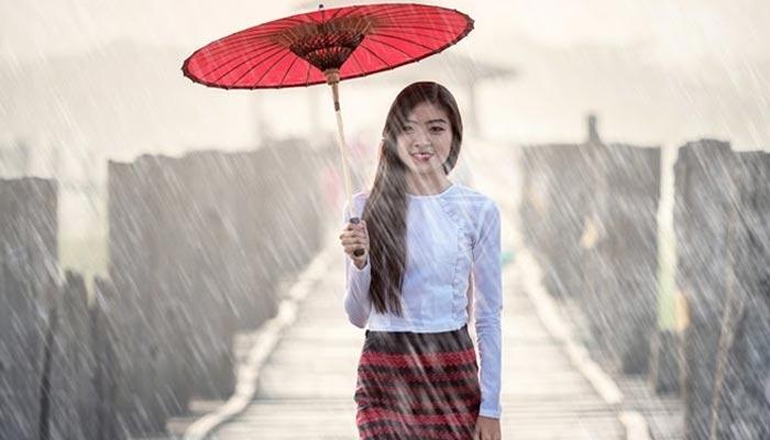 بارش کے موسم میں جلد کی حفاظت