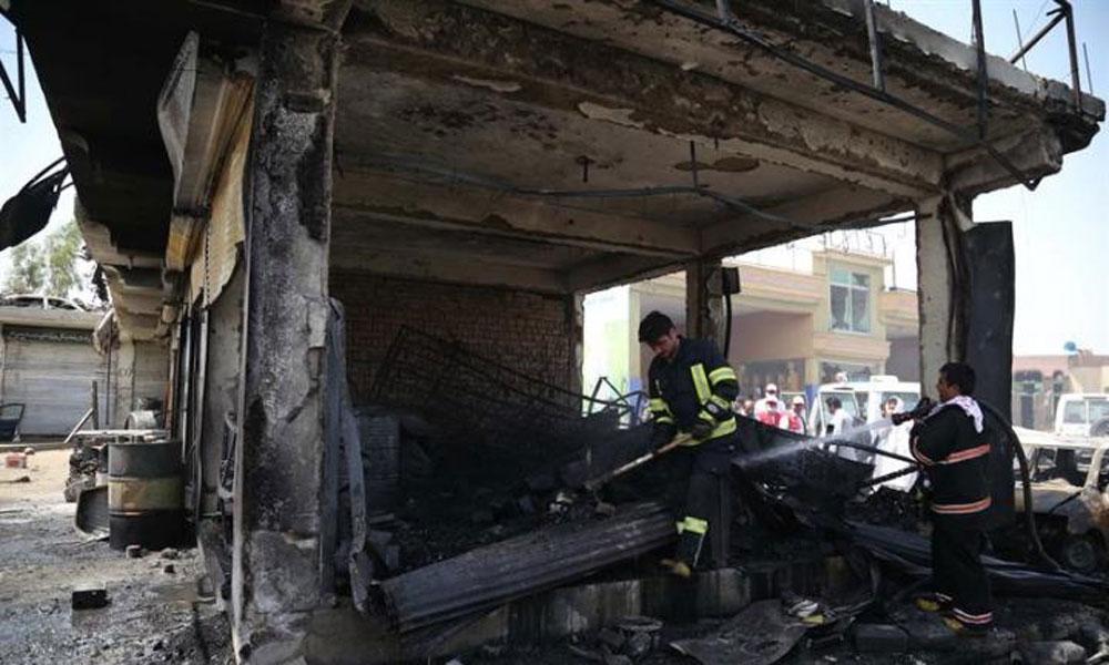 ہرات میں سیکیورٹی چیک پوائنٹ پر حملہ، 9 اہلکار ہلاک