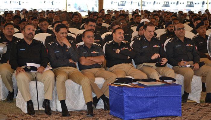 کراچی پولیس چیف کا نظام میں تبدیلی کا اعلان