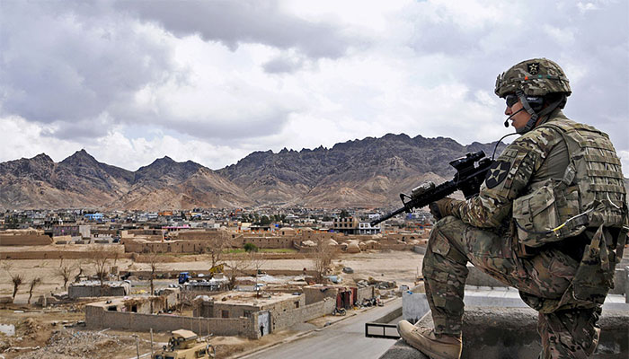 'افغان جنگ ،امریکی حکومت نے 17 سال عوام کو گمراہ رکھا'