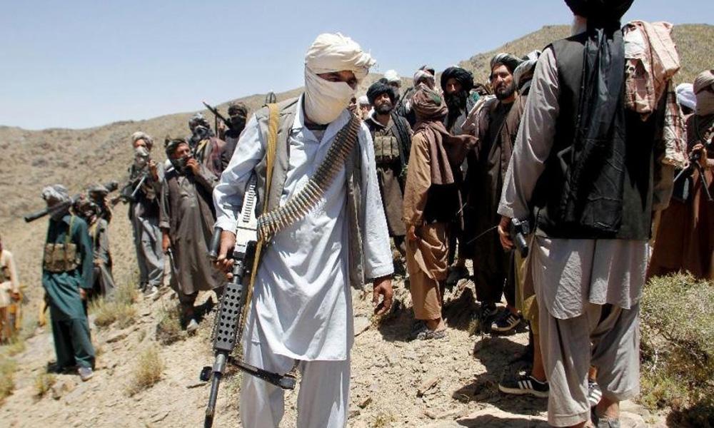 افغان ضلع خام آب پر طالبان کا قبضہ