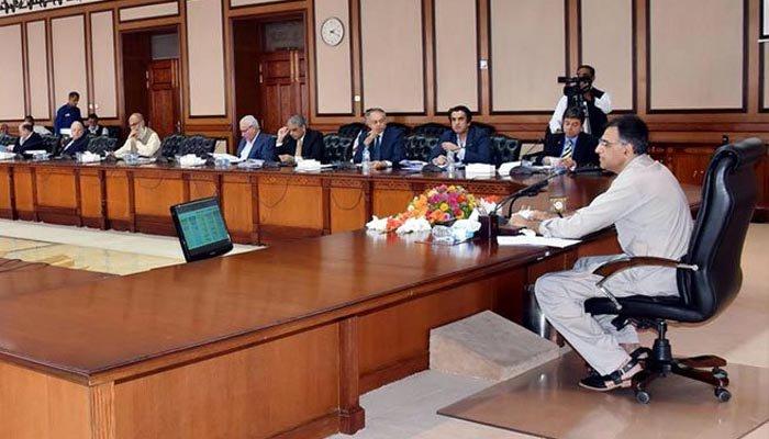 اقتصادی رابطہ کمیٹی کا گیس کی قیمتیں نہ بڑھانے کا فیصلہ