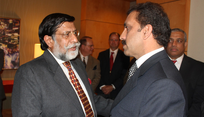 محمد میاں سومرو کا وزیر مملکت بننے سے انکار