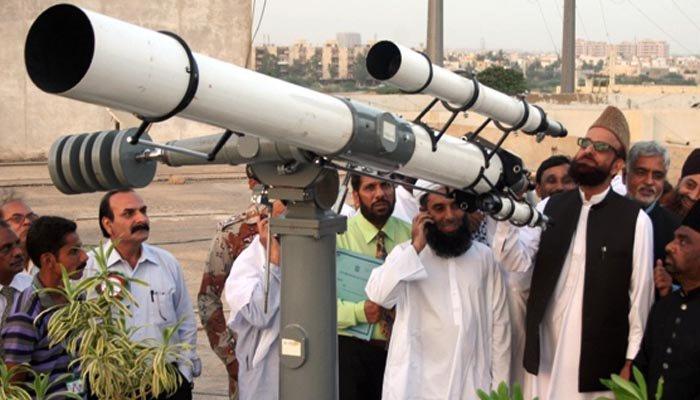 محرم الحرام 1340ہجری کا چاند نظر نہیں آیا، یوم عاشور 21 ستمبر کو ہوگا