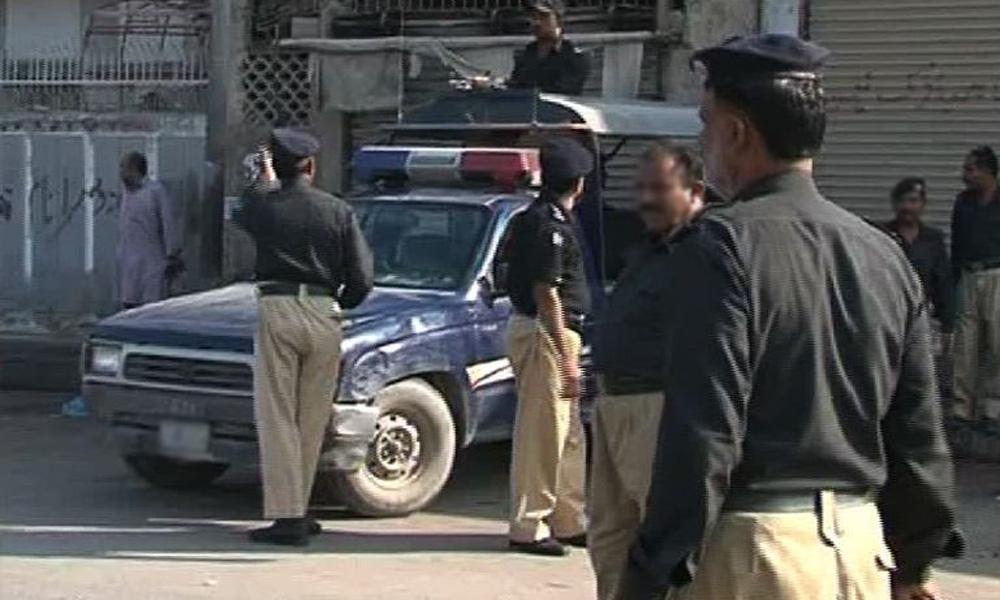 کراچی: مختلف علاقوں سے ٹارگٹ کلر سمیت 4ملزمان گرفتار
