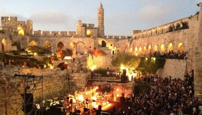 اسرائیل دنیا کا سب سے بڑا میوزک فیسٹول منعقد کرنے میں ناکام