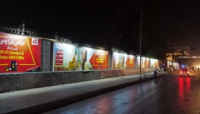 شارع فیصل کراچی:عدالتی حکم عملدرآمد مذاق بن گیا