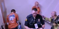 سانحہ نائن الیون کی یاد میں سیڑھیاں چڑھنے کا مقابلہ
