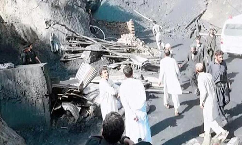 کوہاٹ: کوئلے کی کان میں دھماکا، 9مزدور جاں بحق