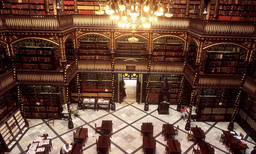 دنیا کی خوبصورت ترین لائبریریاں