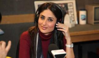 کرینہ کپور اب ریڈیو پر اپنی آواز کا جادو جگائیں گی