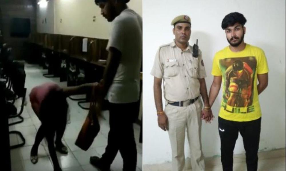 نئی دہلی، پولیس اہلکار کے بیٹے کی دادا گیری، لڑکی پر بدترین تشدد