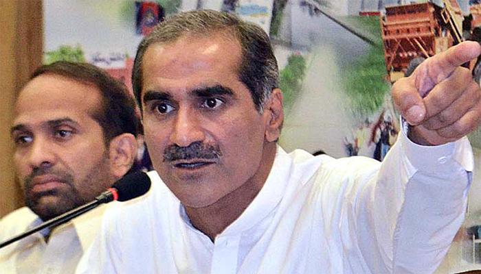 سعد رفیق کا شیخ رشید کی پریس کانفرنس پر تبصرہ