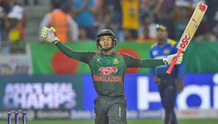 ایشیا کپ :پہلا میچ بنگلہ دیش کے نام ، سری لنکا کو137رنز سے شکست