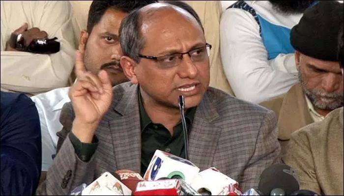 سعید غنی کا پی ٹی آئی کو سنجیدگی کے مظاہرے کا مشورہ