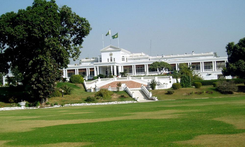 گورنر ہاؤس لاہور عوام کیلئے کھول دیا گیا