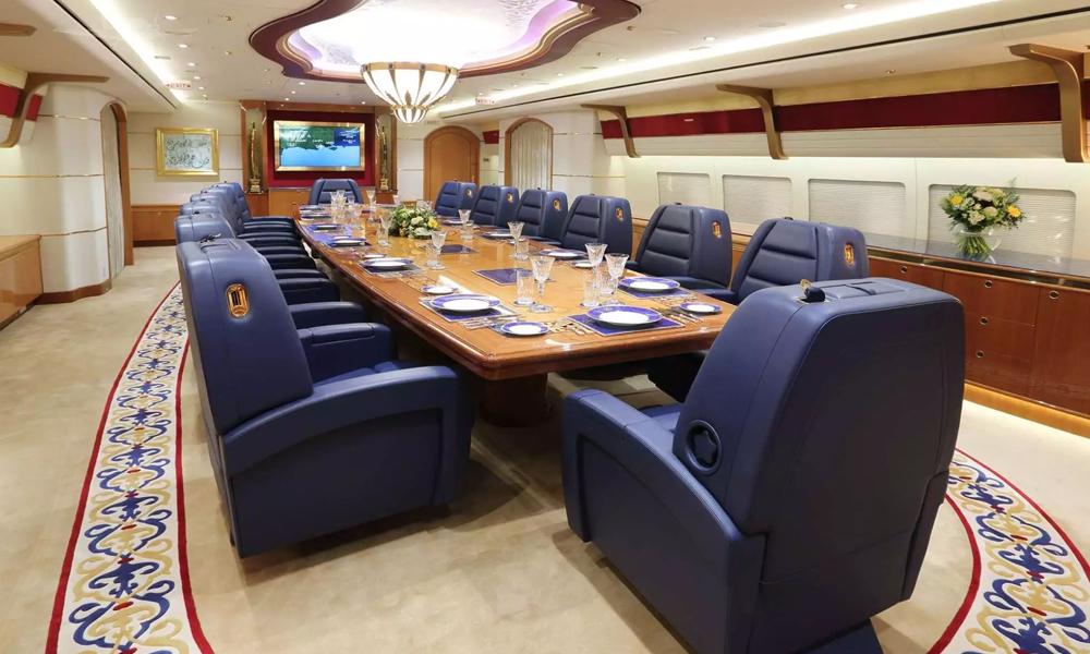 قطر کے شاہی خاندان کا ترکی کو 'پرائیوٹ جیٹ' کا تحفہ