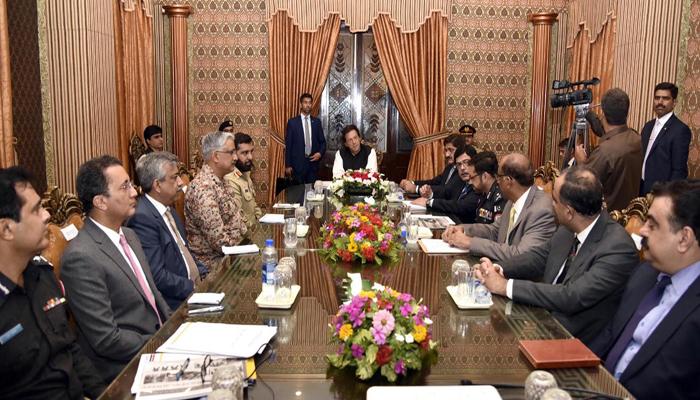 عمران خان کا کراچی کےلئے نیا ماسٹر پلان بنانے کااعلان