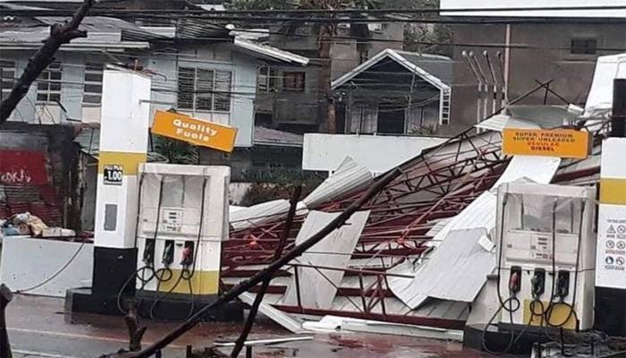 امریکا ،فلپائن،چین میں سمندری طوفان سے73افراد ہلاک
